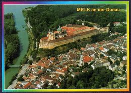 D6787 - TOP Melk Verlag Kellner Luftbild - Melk