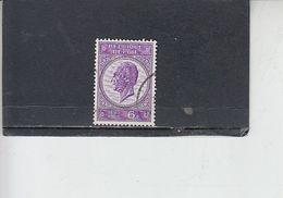 BELGIO  1965 - Unificato 1350° - Leopoldo 1° - Belgium