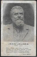 REPRODUCTION IMAGE CELEBRITES - Jean Jaurès - Uomini Politici E Militari