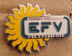 EFV - FERNEY VOLTAIRE - GYMNASTIQUE - AIN 01 - SOLEIL - SUN - SONNE - DOM - SOLE   - (26) - Ginnastica
