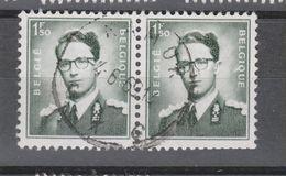 COB 924 En Paire Oblitération Centrale NAMUR - 1953-1972 Glasses