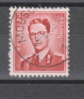 COB 925 Oblitération Centrale MOUSCRON - 1953-1972 Glasses