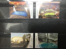 Australië / Australia - Postfris/MNH - Complete Set Australische Stadions 2020 - 2010-... Elizabeth II