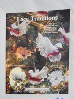 Lace Traditions. Wimpole Street Creations 1993. - Libros, Revistas, Cómics