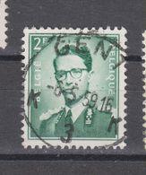 COB 1066 Oblitération Centrale GENT - 1953-1972 Glasses
