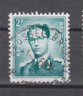 COB 1066 Oblitération Centrale BRUXELLES - 1953-1972 Glasses
