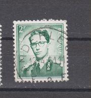 COB 1066 Oblitération Centrale ANDERLECHT - 1953-1972 Glasses
