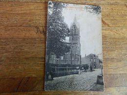 PUERS-CALFORT: LE VILLAGE ANIMEE-20/08/1914 OBLITERATION SM SERVICE MILITAIRE PAS DE TIMBRE - Belgique