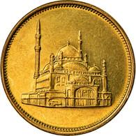 Monnaie, Égypte, 10 Piastres, 1992, SPL+, Laiton, KM:732 - Egypt