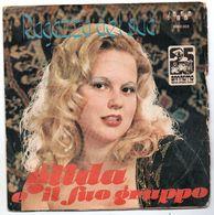 """Gilda E Il Suo Gruppo (1975)  """"Ragazza Del Sud  -  Nina La Bionda"""" - Vinyl Records"""