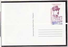 Saint Pierre & Miquelon Entier Postal 1990 Y&T N°CP30 - Michel N°BP(?) *** - 2,30f Charles De Gaulle - Postal Stationery