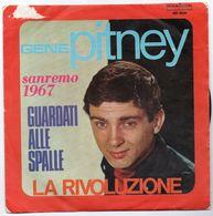 """Gene Pitney (1967)  """"La Rivoluzione - Guardati Alle Spalle"""" - Vinyl Records"""