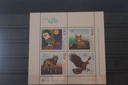 Europäisches Naturschutzjahr 1980, Blockausgabe Portugal, Block 30, Ungebraucht - European Ideas