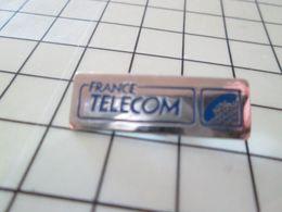 816c Pin's Pins : BEAU ET RARE : Thème FRANCE TELECOM / LOGO ANNEES 90 - France Telecom
