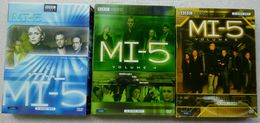 3 COFFRETS DE 5 DVD CHACUN MI-5 SAISONS 3 - 4 - 5 - Coffret - Séries Et Programmes TV