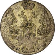 Monnaie, Pologne, Nicholas I, 10 Groszy, 1840, Moneta Wschovensis, SUP, Argent - Polonia