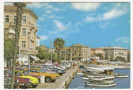 Poreč (cars) Old Postcard Posted 1985 PT200605 - Croatia
