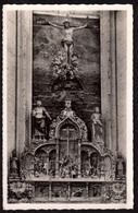 AIGNAY LE DUC (21) LE RETABLE DU XVIe SIÈCLE, CARTE VIERGE - Aignay Le Duc