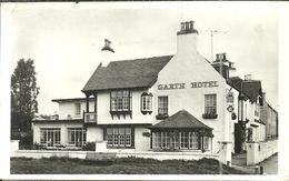 (ECOSSE )( MORAYSHIRE  )GARTH HOTEL .GRANTOWN ON SPEY - Moray