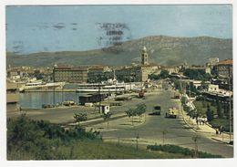 Split Old Postcard Posted 1964 PT200605 - Croatia