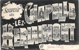 Souvenir De Chapelle-lez-Herlaimont NA23 - Chapelle-lez-Herlaimont