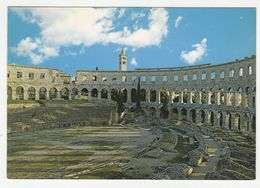 Pula Old Postcard Posted 197? PT200605 - Croatia