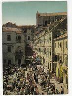 Dubrovnik Old Postcard Posted 1966 PT200605 - Croatia