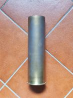 Bossolo Da 90mm - Douille D'obus 90mm - Armi Da Collezione