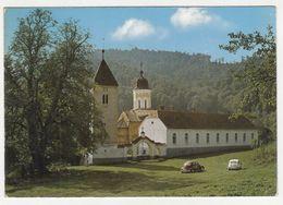 Orahovica St. Nicolaus Monastery Old Postcard Not Posted PT200605 - Croatia