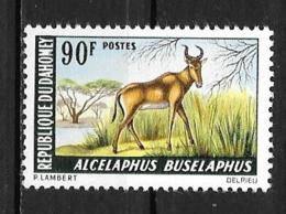 1968 - N° 273**MNH - Animaux - Bénin – Dahomey (1960-...)