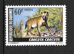 1968 - N° 270**MNH - Animaux - Bénin – Dahomey (1960-...)