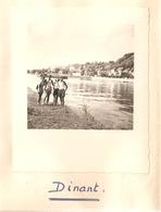 Foto Photo ( 7 X 8 Cm) Dinant 1950 - Dinant