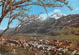 Cartolina Aosta Panorama - Italia