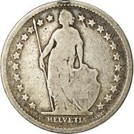 Monnaie, Suisse, 2 Francs, 1874, Bern, B+, Argent, KM:21 - Zwitserland