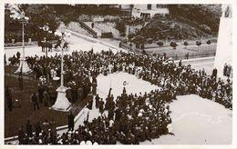 ROMANIA - LUPENI / HUNEDOARA : SCOUTING / CERCETASII COHORTEI 'RETEZATU'- 1936 - CARTE VRAIE PHOTO / REAL PHOTO (ae854) - Scouting