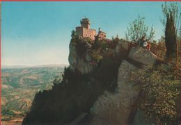 San Marino. Seconda Torre. Non Viaggiata - San Marino