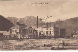 Azuga , Fabrica De Bere , Brasserie , Brauerei , Brewery ,  Prahova ,  Walachei , Valahia - Hungary