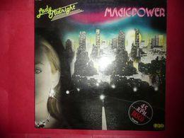 LP33 N°4598 - MAGIC POWER -  LADY MIDNIGHT - POP DISCO - 45 Rpm - Maxi-Single