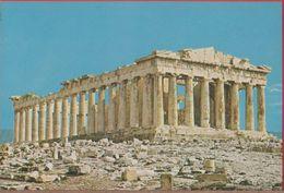 Atene. Il Partenone. Non Viaggiata - Greece