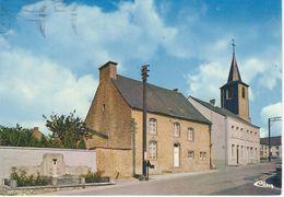 VILLERS-LE-GAMBON : Le Centre - Cachet De La Poste 1976 - Philippeville