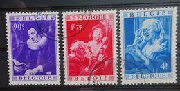 BELGIE  1949   Nr. 792 - 794     Gestempeld    CW 140,00 - Used Stamps