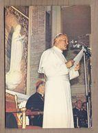 CPSM RELIGION - PAPE JEAN-PAUL II - Visite De Sa Sainteté ( 31 Mai 1980 ) - TB PLAN PORTRAIT - Papes