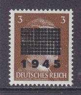 Lokalausgaben Netzschkau-Reichenbach MiNr. 2I ** - Zone Soviétique