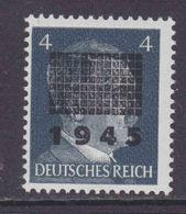Lokalausgaben Netzschkau-Reichenbach MiNr. 3I ** - Zone Soviétique