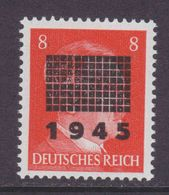 Lokalausgaben Netzschkau-Reichenbach MiNr. 6I ** - Zone Soviétique
