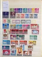 840 ** Hong Kong : 1962/1985 - Collezione Del Periodo. Cat. € 1472,00. SPL - Hong Kong (...-1997)
