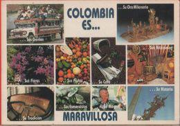 Colombia Es Maravillosa. Non Viaggiata - Colombia