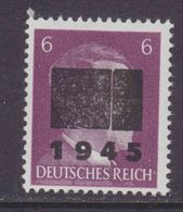 Lokalausgaben Netzschkau-Reichenbach MiNr. 5bIIb ** - Zone Soviétique