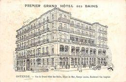 Oostende Ostende Premier Grand Hôtel De Bains - Oostende