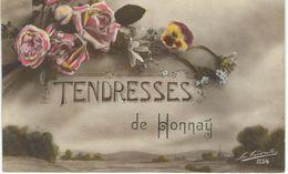 TENDRESSES DE HONNAY - Cachet De La Poste 1920 - Beauraing